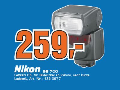 Nikon SB-700 ©Saturn