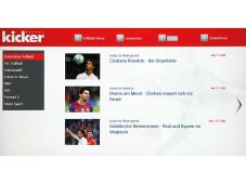 Kicker-App Philips 46PFL5007K ©COMPUTER BILD