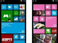 Microsoft gibt erste Einblicke in Windows Phone 8 ©Microsoft