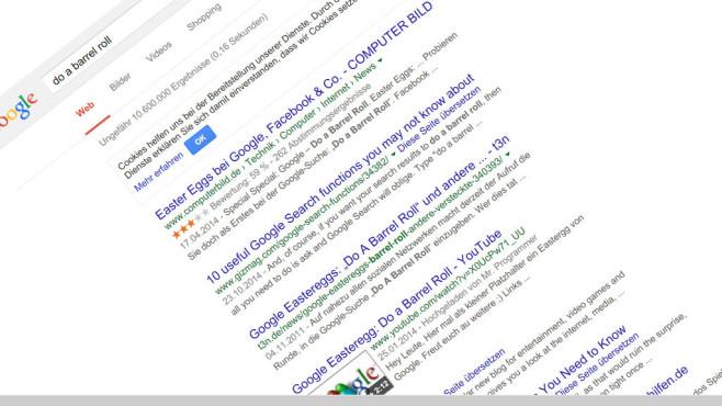 Google: Jetzt geht es rund! ©Google, COMPUTER BILD