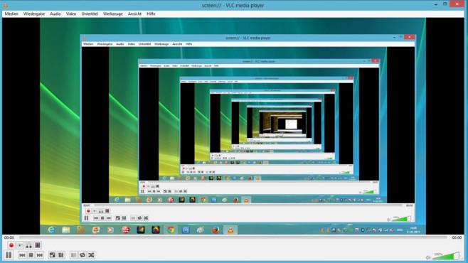 VLC Media Player: Live-Stream vom Desktop aufnehmen ©COMPUTER BILD