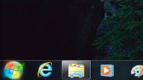 Windows 7: Leuchtender Start-Button ©COMPUTER BILD