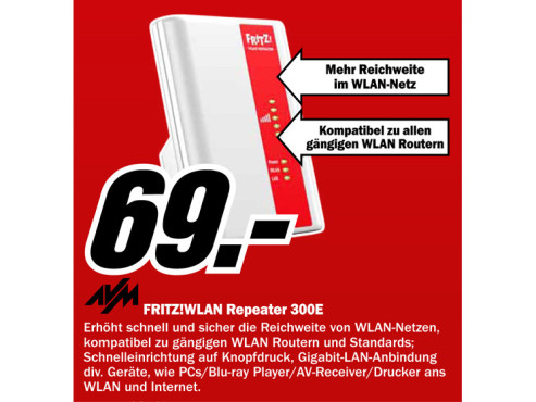 fritz wlan repeater software download