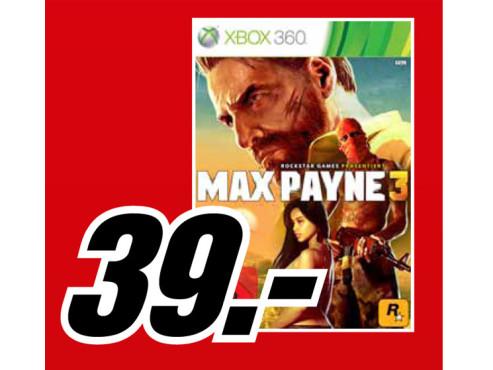 Xbox-360-Spiel ©Media Markt