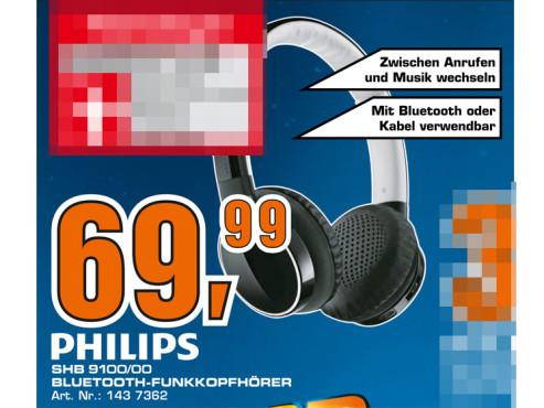 Philips SHB9100 ©Saturn