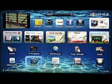 Bildschirmmen� Samsung UE40ES6300 ©COMPUTER BILD