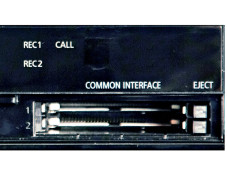 Einschub f�r CI+-Module ©COMPUTER BILD