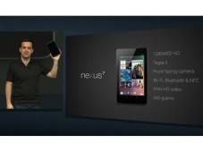 Nokia: Nexus 7 verletzt mehrere Patente Streitpunkt: Das Nexus 7 von Google und Asus verletzt mehrere Nokia-Patente. ©Google
