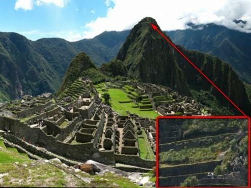 Machu Picchu ©GigaPan