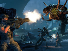 Aliens � Colonial Marines © Gearbox Software LLC