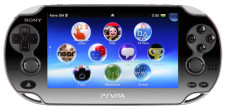 Handheld PS Vita: Blau © Sony
