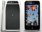 Motorola stellt das Atrix HD versehentlich vor Screenshot: Das Motorola Atrix HD war kurzzeitig auf der Hersteller-Webseite zu sehen. ©Motorola