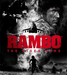 Actionspiel Rambo – The Videogame: Logo © Reef Entertainment