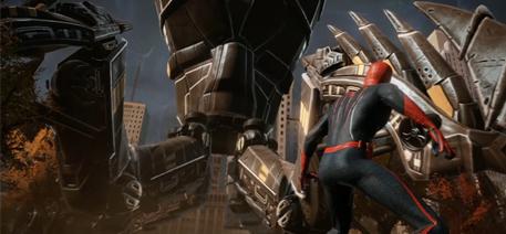 Actionspiel Spider-Man ©Activision