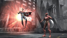 Prügelspiel Injustice – Götter unter uns: Superman, Flash © Warner Bros. Entertainment