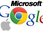 Google Chrome 21 – Fit für die Zukunft? ©Google, Microsoft, Apple