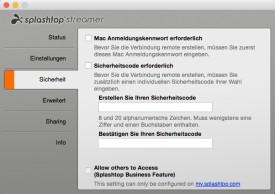 Screenshot 3 - Splashtop Streamer (Mac)