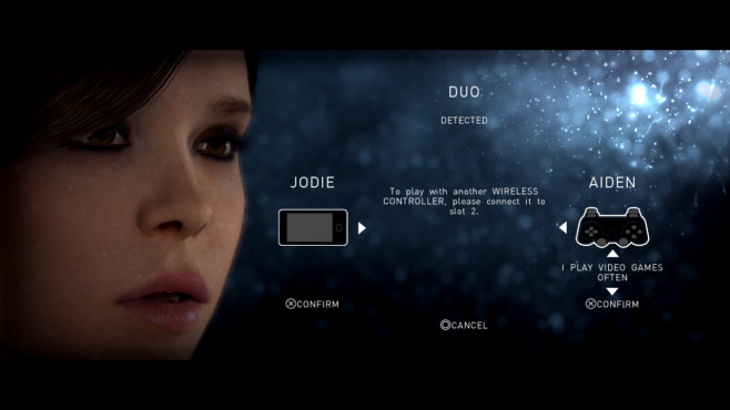 Abenteuerspiel Beyond � Two Souls: iPhone © Sony
