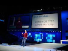 Microsoft: Windows 8 ab 26. Oktober verfügbar ©Microsoft