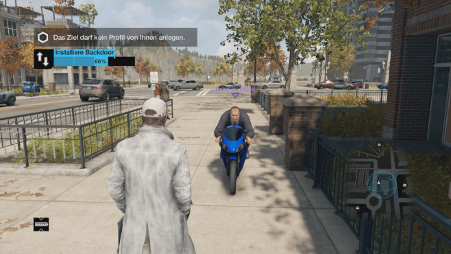Actionspiel Watch Dogs: Bedbug © Ubisoft