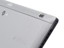 Business-Tablet: Fujitsu Stylistic Q702 Sicher ist sicher: Der Fingerprintscanner funktioniert tadellos. ©COMPUTER BILD
