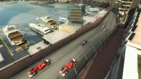 Browserspiel F1 Online – The Game: Hafen © Codemasters