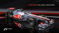 Browserspiel F1 Online – The Game: McLaren Mercedes © Codemasters