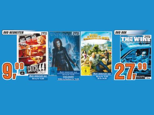 DVD-Neuheiten ©Saturn