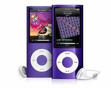 Apple iPod nano  © Apple