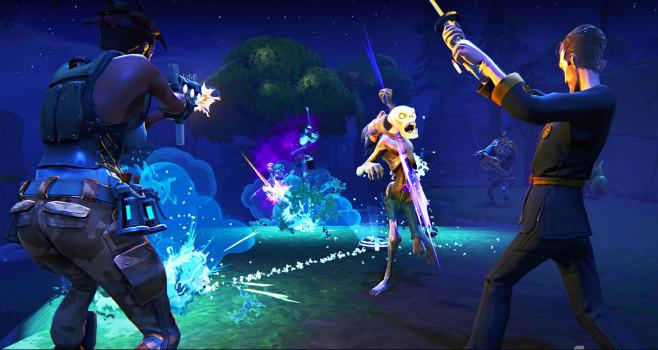 Actionspiel Fortnite: Schwert ©Epic Games