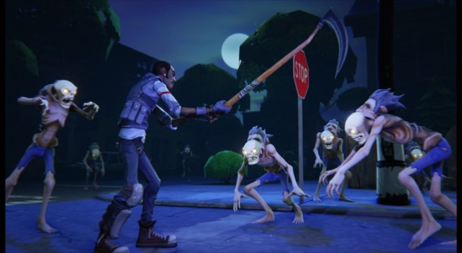 Actionspiel Fortnite: Nacht © Epic Games