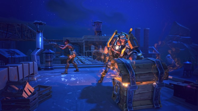 Actionspiel Fortnite: Schatzkisten © Epic Games