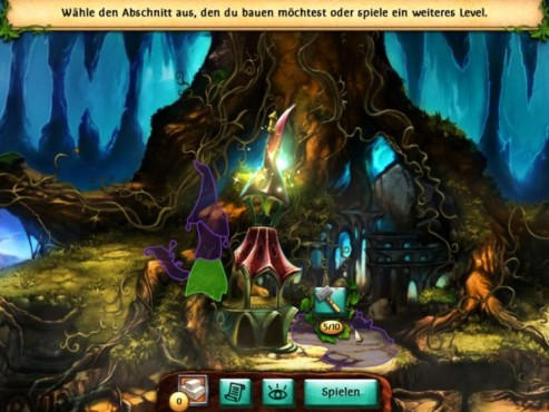Jewel Legends - Tree of Life Aufmacher Startscreen © Intenium