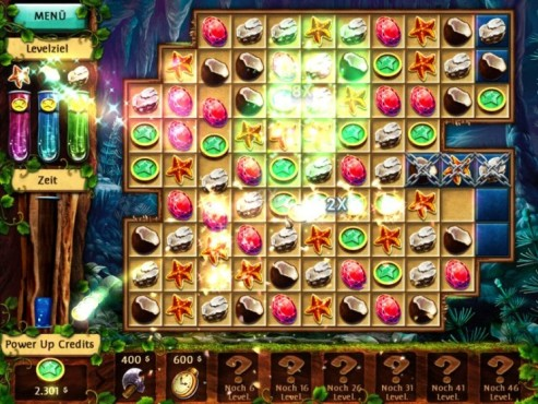 Spiel der Woche: Jewel Legends � Tree of Life © Intenium