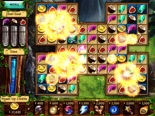 Spiel der Woche: Jewel Legends – Tree of Life © Intenium