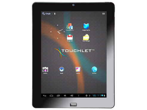 Pearl Touchlet X10 © Pearl