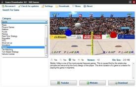 Screenshot 2 - Game Downloader