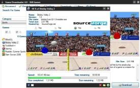 Screenshot 3 - Game Downloader