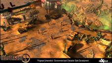Rollenspiel: Wasteland 2, Skorpion&nbsp;&copy;&nbsp;inxile Entertainment