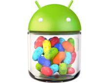 Android 4.1: Jelly Bean&nbsp;&copy;&nbsp;Google
