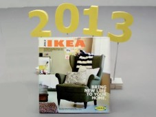 IKEA Katalog 2013 Augmented Reality © IKEA