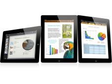 iWork für das iPad ©Apple