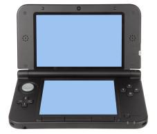 Konsole Nintendo 3DS XL: Aufgeklappt ©Nintendo