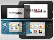 Konsole Nintendo 3DS und 3DS XL im Vergleich ©Nintendo