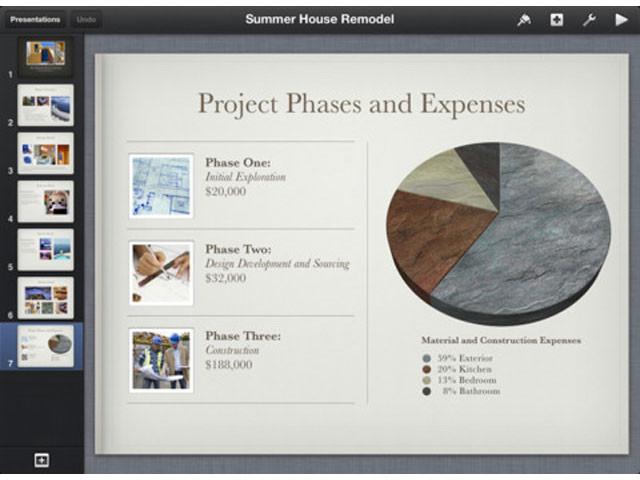 Die besten Office-Apps für das iPad - Bilder, Screenshots - COMPUTER ...
