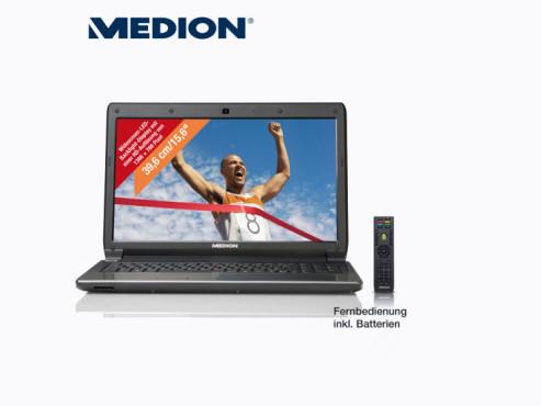 Medion Akoya E6228 Notebook (erhältlich ab 30. Juli bei Aldi Nord und Süd) ©Aldi Nord, Aldi Süd