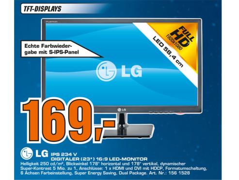 LG IPS234V ©Saturn