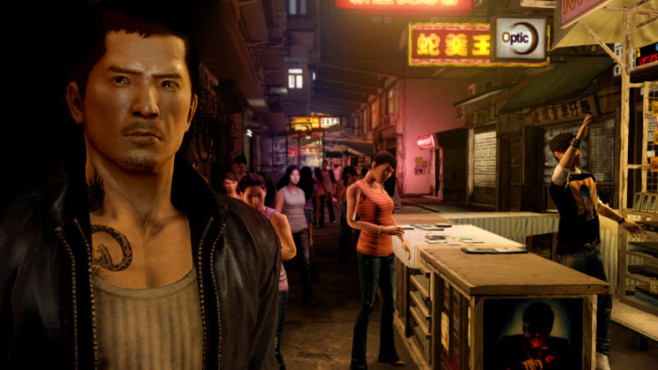 Actionspiel Sleeping Dogs: Hong Kong © Square Enix