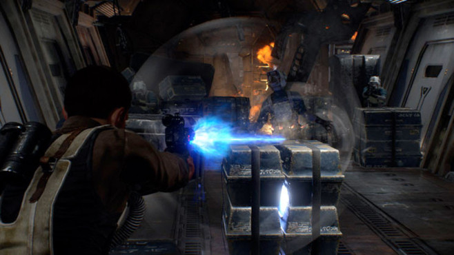 Star Wars 1313: Schuss ©LucasArts / Disney