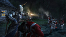 Actionspiel Assassin�s Creed 3: Waffe © Ubisoft